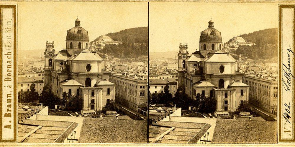 Images stéréoscopiques Braun Adolphe Salzbourg