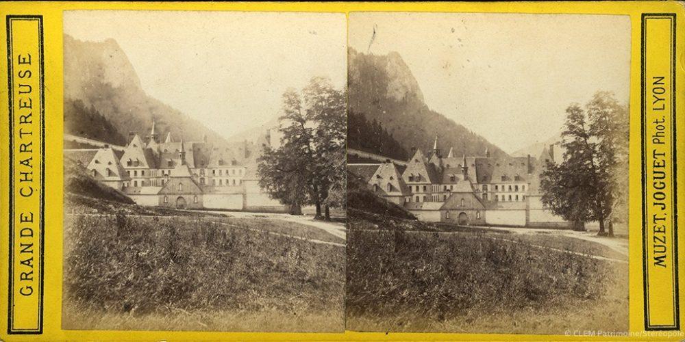 Images stéréoscopiques Muzet & Joguet Grande Chartreuse