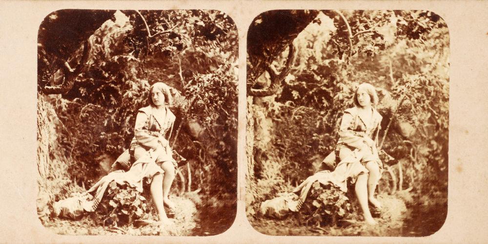 Images stereoscopiques Goodman Claudius Erskine Dorothea